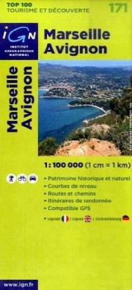 Marseille Avignon (French Edition)