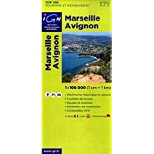 IGN TOP 100 NO.171 MARSEILLE, AVIGNON