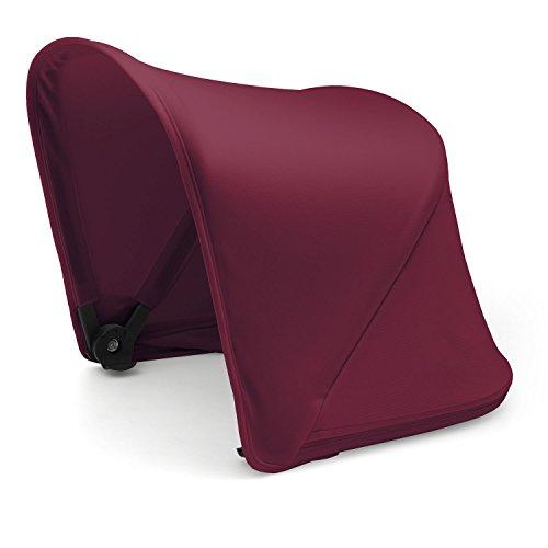 Bugaboo Fox Sun Canopy in Ruby Red