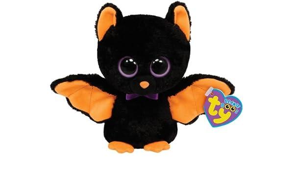 Ty Beanie Boo Baroon - Murciélago de peluche, color negro: Amazon.es: Oficina y papelería