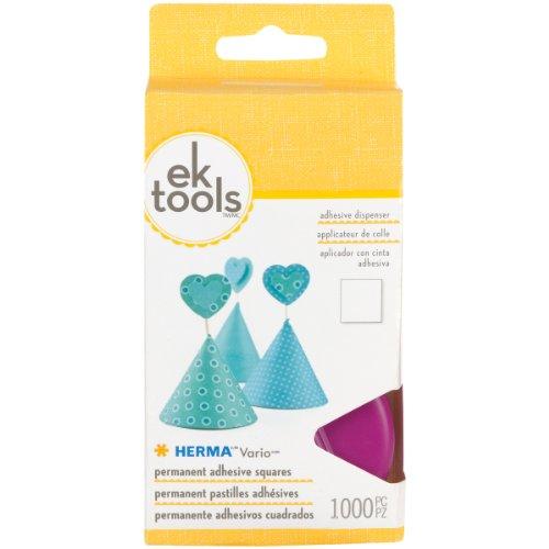 (EK Tools Herma Vario Permanent Adhesive Dispenser, Pink)