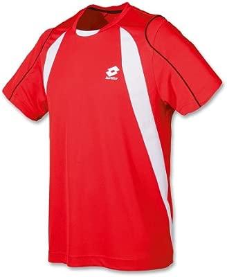 Lotto Seed PI - Polo para hombre rojo rojo Talla:XXL-54: Amazon.es ...
