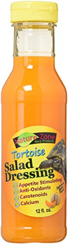 Nature Zone Salad Dressings Tortoise Salad, 12 - Colour Tortoise