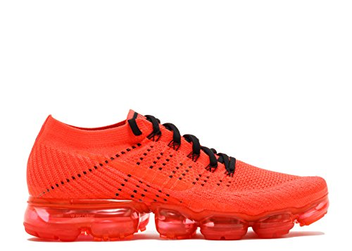 Air Vapormax Flyknit Coagula Aa2241 006 Color Rosso Cremisi Misura 10