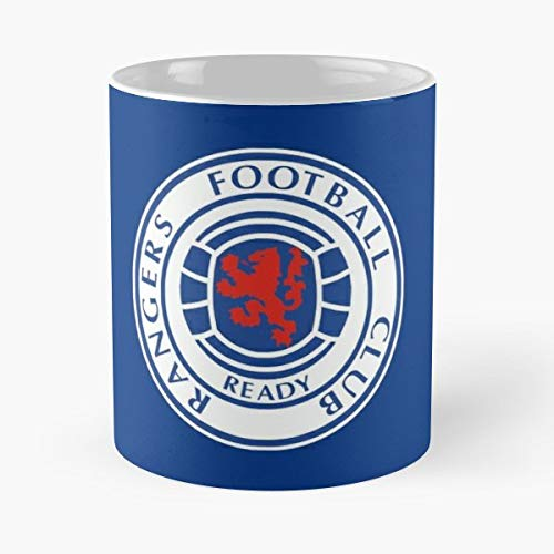 Glasgow Rangers Football Cetic Scottish - Funny Gifts For Men And Women Gift Coffee Mug Tea Cup White 11 Oz.the Best Holidays.