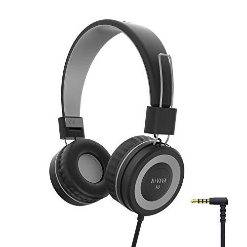 NIVAVA K8 Kids Headphones