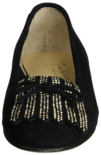 Gabriele Ladies 830207 Slipper Nero (nero)