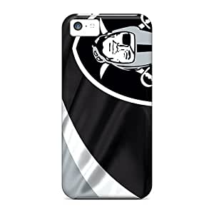Top Quality Rugged Oakland Raiders Case Cover For Iphone 5c
