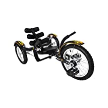 Mobo Tri-001S Triton Ultimate Three Wheeled Cruiser (16-Inch)