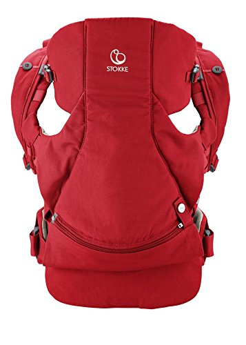 Stokke MyCarrier Front Carrier, Red