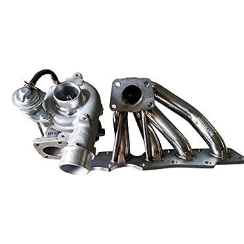 xs-power Mazda 3 6 CX-7 CX7 2.3L K0422 - 882 Turbo L3 M713700 C Turbocompresor con colector V2: Amazon.es: Coche y moto