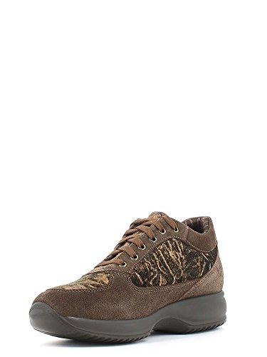 Sneakers 657006 Blu Donna Byblos Marrone wxqnYXT4Pf