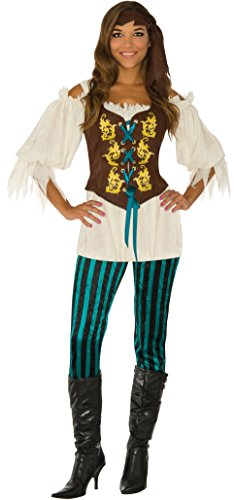 Rubie's Costume Women's Swashbuckler Costume, Multi, One Size]()