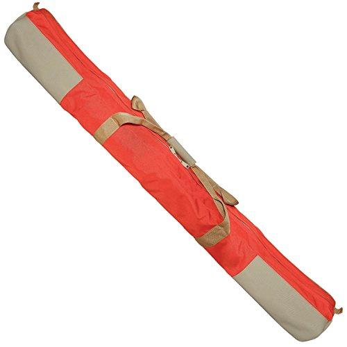 "SitePro 21-81540 56"" (142cm) Heavy Duty GPS Tripod Bag, Hi-Vis Orange"