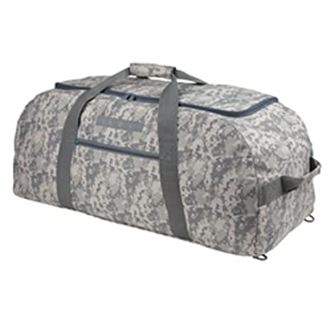 874688072d4d Amazon.com  Digital Camo Duffle Backpack 31 inch Camouflage Bag  Sports    Outdoors