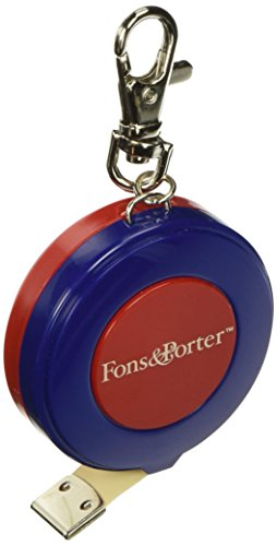 Fons & Porter 7780 Retractable Tape Measure, 5/8 x 120-Inch