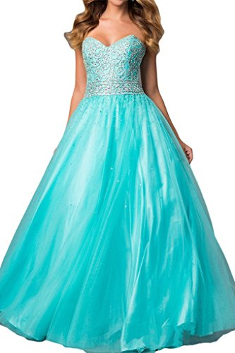 Formal up Women Long Angel Turquoise Lace Evening Bride Dresses Tulle Prom s Gowns xUZwXgqp