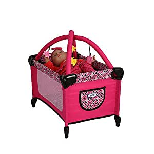 Amazon Com Tolly Tots Graco Deluxe Playard Toys Amp Games