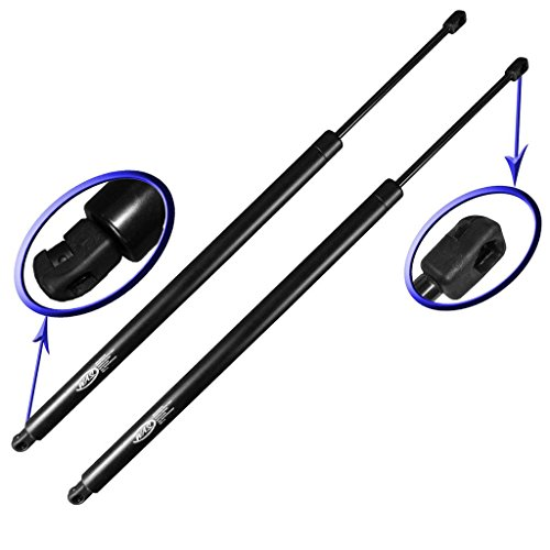 Two Rear Hatch Gas Charged Lift Supports for 2005-2010 Honda Odyssey With Power Liftgate. Left and Right Side. WGS-517-2