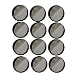 MeetRade Replacement Adhesive Stickers Pads for Expanding Stand and Grip12 pcs Sticky Stickers