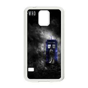 JIUJIU Doctor Who Phone Case for Samsung Galaxy S5