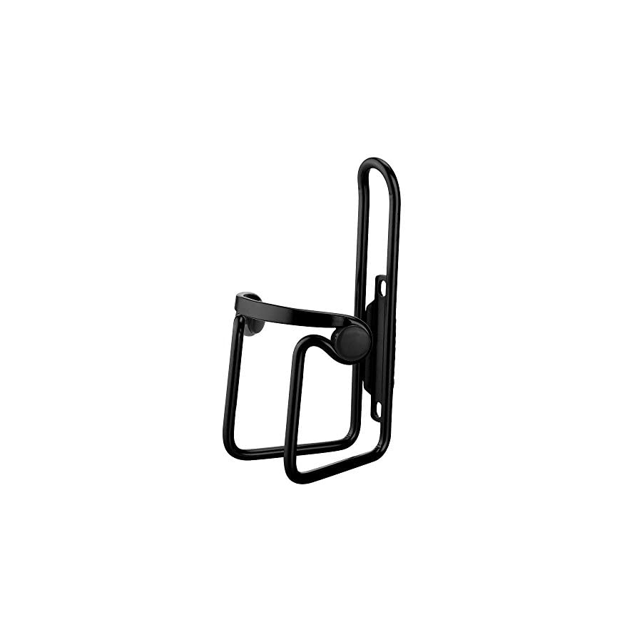 Coohole Portable Aluminum Alloy Bike Bicycle Cycling Drink Water Bottle Rack Holder Cages Bracket