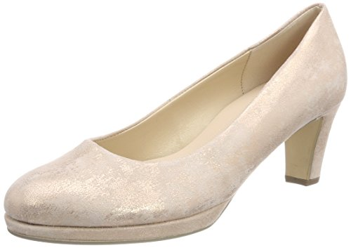 Gabor Damen Fashion Pumps Mehrfarbig (Rame)