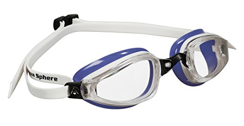 Aqua Sphere K180 Ladies Clear Violet