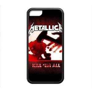 MMZ DIY PHONE CASERockband Modern Fashion Guitar hero and rock legend Phone Case for iphone 5/5s(TPU)