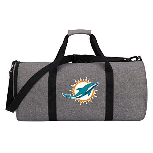 NFL Miami Dolphins Duffel Bag, One Size, ()