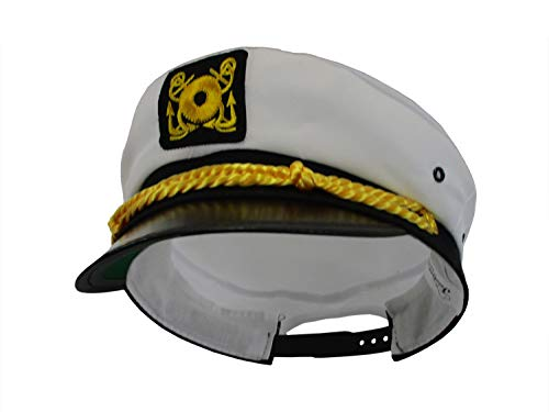 Jacobson Hat Company 11618 Yachting Cap ()