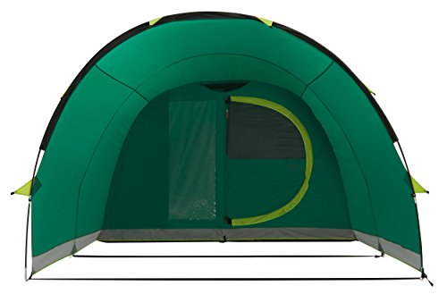 Coleman Inflatable Tent 6 man Valdes 6L, Camping Tunnel Tent with air...