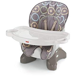 Fisher-Price SpaceSaver High Chair, Luminosity [Amazon Exclusive]
