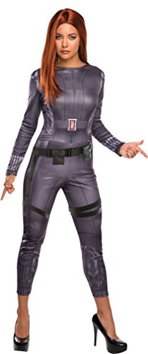 Marvel Universe, Captain America: The Winter Soldier, Black Widow Costume, Multicolor, -