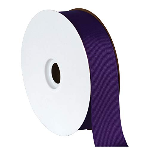 Berwick Offray Offray Grosgrain Ribbon-1-1/2 W X 50 Yards Ribbon Violet Purple