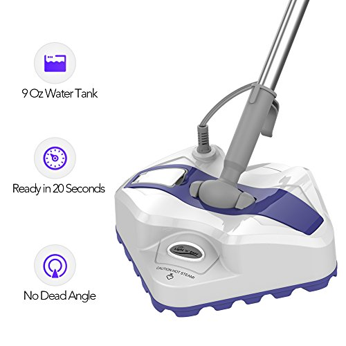 light n easy steam mop S7338 review