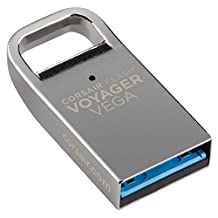 Corsair Flash Voyager Vega 16GB Ultra Compact Low Profile USB 3.0 Flash Drive (CMFVV3-16GB)