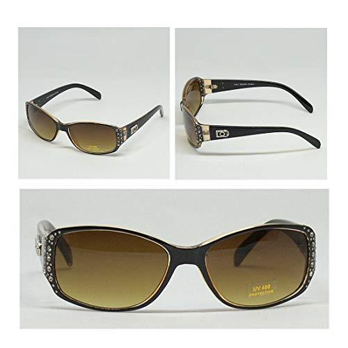 Dg Eyewear Wholesale - Wholesale Lot Women DG Eyewear Rectangular Rhinestones Fashion Sunglasses 398