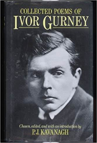 Ebook lataa pdf ilmaiseksi Collected Poems of Ivor Gurney 0192119400 PDF DJVU FB2