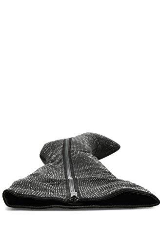 Alx Trend Chaussures femme Bottes ornées de strass Sammy