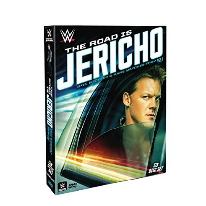 WWE: ROAD IS JERICHO - EPIC STORIES & RARE MATCHES