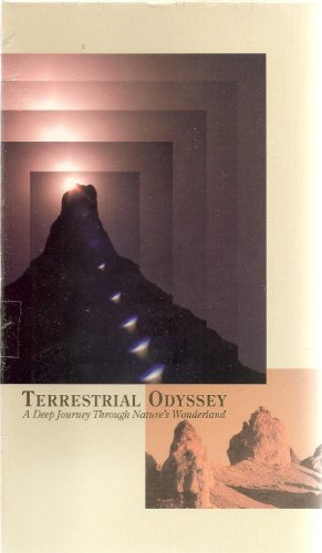 Terrestrial Odyssey, A Deep Journey Through Nature's Wonderland (46 Minute Journey Through the Southwest United States; VHS - Mall West South