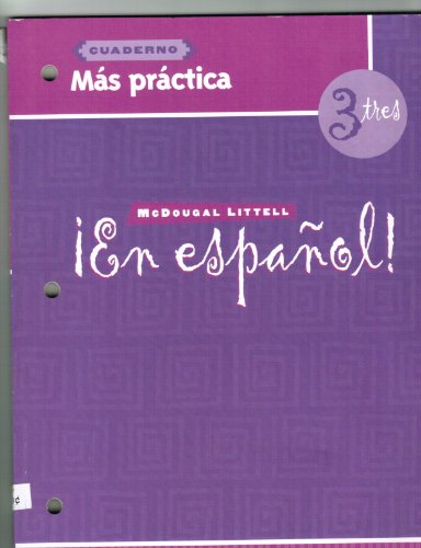 en espanol level 3 - 4