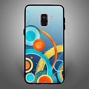 Samsung Galaxy A8 Colorful circles