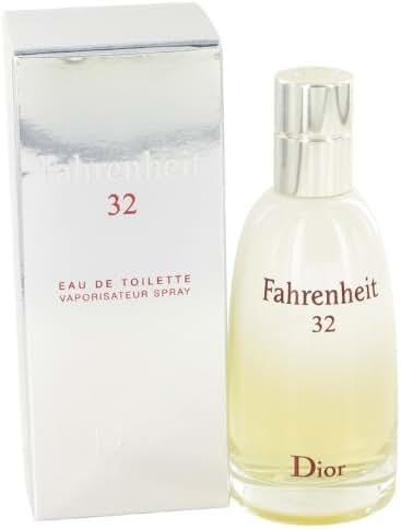 Christian Dior Fahrenheit 32 Eau De Toilette Spray for Men, 1.7 Ounce