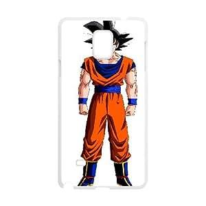 samsung_galaxy_note4 phone case White Dragon Ball Goku IIL6880462