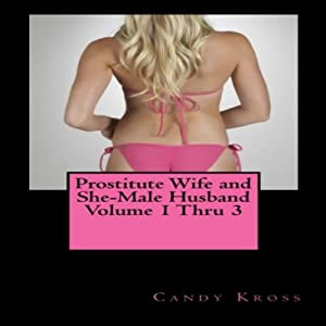Prostitute Wife and She-Male Husband, Volumes 1 Thru 3 Audiobook