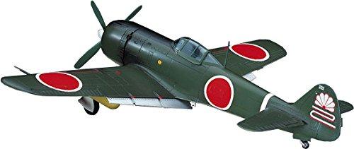 Hasegawa HAS-09067 Nakajima Ki84-I Type 4 Fighter Model Airplane