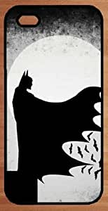 Batman For Iphone 5/5S Phone Case Cover New Design,best For Iphone 5/5S Phone Case Cover