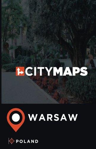 Warsaw Poland Map - 4